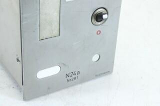 Telefunken N24A Vintage 24 volt Power Supply (No.1) KAY OR-2-13322-BV 2
