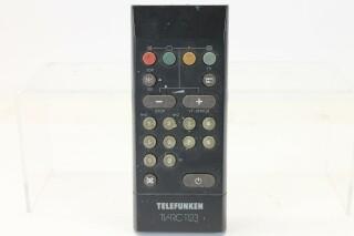 TV-RC 1123 Remote A-2-8396-x