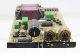 Telefunken V397b Playback Amplifier For Telefunken M15,M10,M5  Recorders (No.3) K16-12841-BV