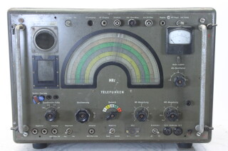 The Rainbow Shortwave Receiver E127 Kw/5 Boatanchor (No. 2) HEN-ZV-10-5310 NEW