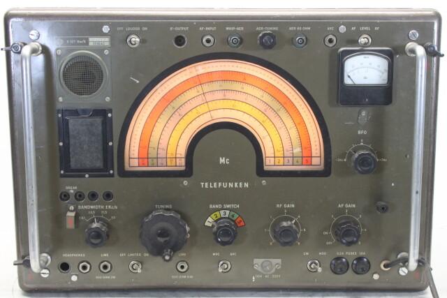The Rainbow Shortwave Receiver E127 Kw/5 Boatanchor (No. 3) HEN-ZV-10-5314 NEW