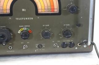 The Rainbow Shortwave Receiver E127 Kw/5 Boatanchor (No. 3) HEN-ZV-10-5314 NEW 7
