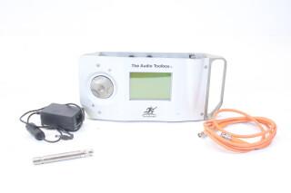 The Audio Toolbox Type AMD-3 EV-ZV-6-4959 NEW