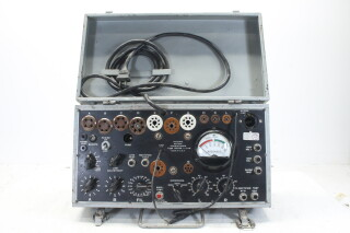 US Army Signal Corps Tube Tester I-177-B HEN-I-4510 NEW