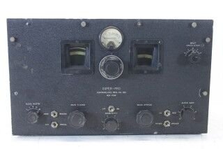 Super-Pro SP-10 Receiver With Super-pro Power Supply HEN-ZV-4-5299-NEW