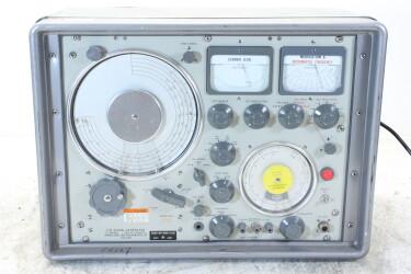 FM Signal Generator TF1066B/6 HEN-ZV-3-6333 NEW