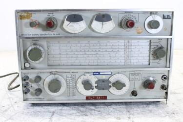MF/HF AM Signal Generator TF 2002 HEN-OR13-6343 NEW