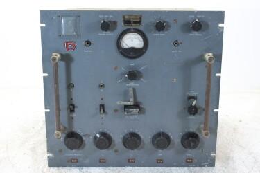 RAF Transmitter Type T1540 REF. No. 10D/2120 HEN-ZV-3-6334 NEW