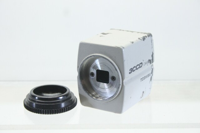 3CCD Camera - Camera Body Without Lens (No.1) E-3-11624-bv