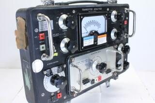 Transistor Analyser CT 446 (no. 1) EV-G-4105