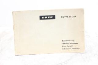 Royal de Luxe Manual EV-F-5883