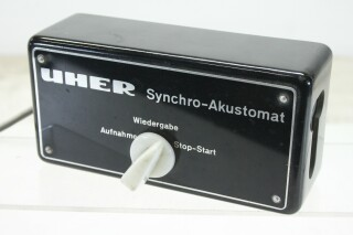 UHER Synchro-Akustomat - Tape Recorder Start/Stop Switch D-1-11060-z