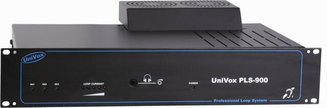 PLS-900 - Loop Amplifier up to 700 M2 AXL-2 PL-TV onder Q - 10437-Z