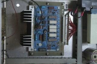200 Watt Power Amplifier For Parts Only MARS M-13723-BV 8
