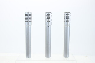 3x Electret Condenser Microphone SHP-D9-3796 NEW