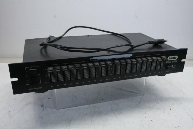 20 Band Graphic Equalizer - Model EQ-1200 MARS ORB1-13721-BV