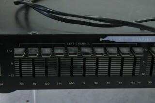 20 Band Graphic Equalizer - Model EQ-1200 MARS ORB1-13721-BV 3
