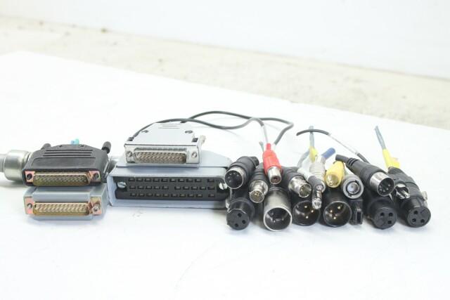 Assorted Lot of Plugs (No.11) EV-E-9-14275-bv