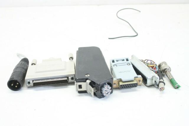 Assorted Lot of Plugs (No.2) EV-E-9-14262-bv