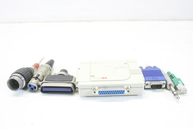 Assorted Lot of Plugs (No.3) EV-E-9-14263-bv