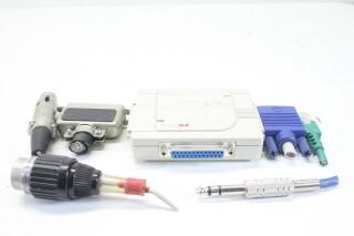 Assorted Lot of Plugs (No.3) EV-E-9-14263-bv 3