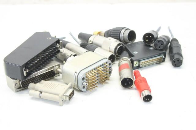 Assorted Lot of Plugs (No.4) EV-E-9-14265-bv