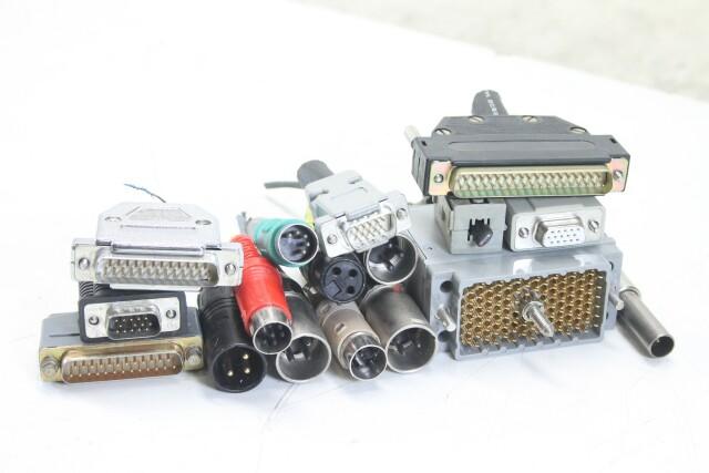Assorted Lot of Plugs (No.5) EV-E-9-14266-bv