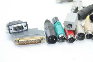Assorted Lot of Plugs (No.5) EV-E-9-14266-bv 5