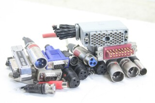 Assorted Lot of Plugs (No.6) EV-E-9-14268-bv