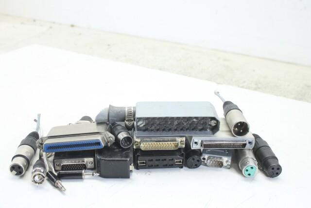 Assorted Lot of Plugs (No.7) EV-E-9-14270-bv