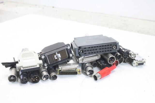 Assorted Lot of Plugs (No.8) EV-E-9-14271-bv