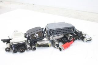 Assorted Lot of Plugs (No.8) EV-E-9-14271-bv 1