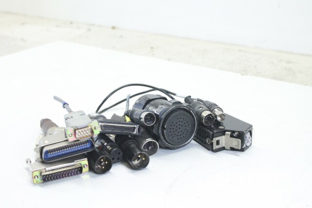 Assorted Lot of Plugs (No.9) EV-E-9-14272-bv