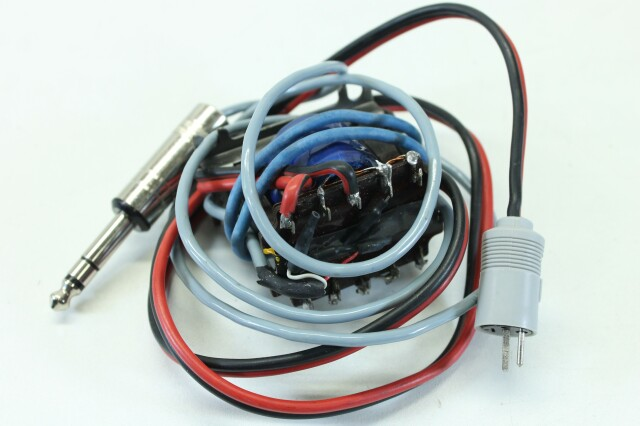 Audio Cable With Transformer and Jack (No.3) B-1-8643-x