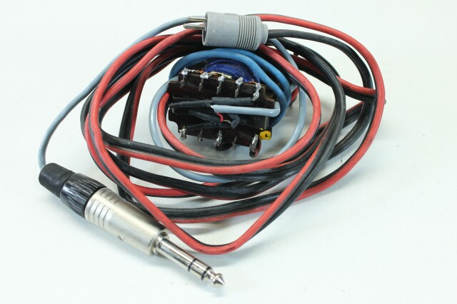 Audio Cable With Transformer and Jack (No.4) B-1-8644-x