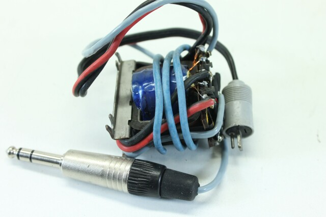 Audio Cable With Transformer and Jack (No.5) B-1-8645-x