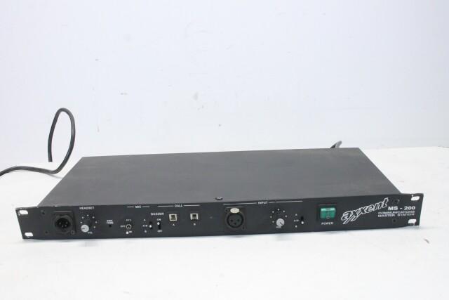 MS200 Communications Master Station PUR1 RK-22-14324-BV