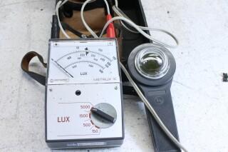 Metrawatt Vintage Light Intensity Meter FFFF-7362-c