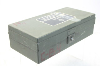 Belgium Army Case CY684 BG/GR C Spare Parts Box HEN-OR-1-4509 NEW