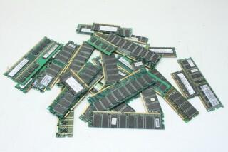 Big Lot of Mixed Dimm, Simm, DDR, SDRAM, Ram Cache Memory (No.1) D-3-11700-bv 1