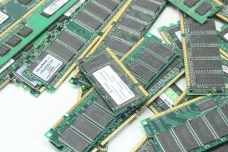 Big Lot of Mixed Dimm, Simm, DDR, SDRAM, Ram Cache Memory (No.1) D-3-11700-bv 4