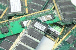 Big Lot of Mixed Dimm, Simm, DDR, SDRAM, Ram Cache Memory (No.1) D-3-11700-bv 9