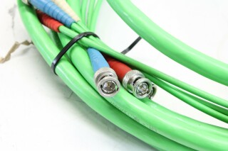 BNC RGB Multi Cable Lot Of Two KM2-413-VOF 3