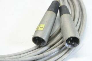 Cable Lot with 3 Pin Din Cable and 5 pin Tuchel to 2 XLR Plugs Cable KM-1-10834-z 4