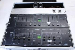 CX-4 DMX 4-Channel Controller in flightcase VL-G/Ri/2063-x