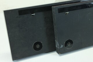 Dark Wooden Side Panels for Mixing Console H-9030-x 4