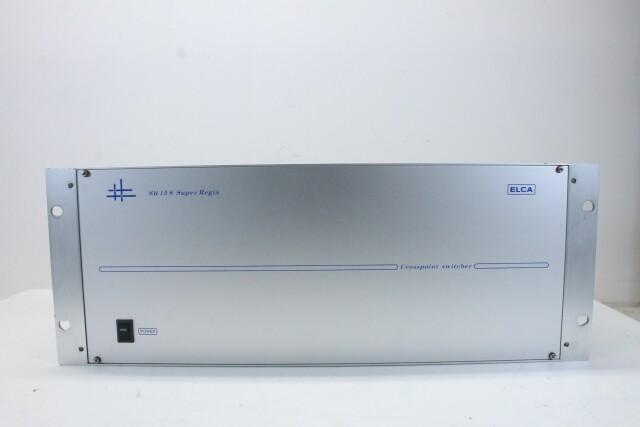 SR 15 S Super Regia - Crosspoint Switcher HER1 RK-14-13924-BV