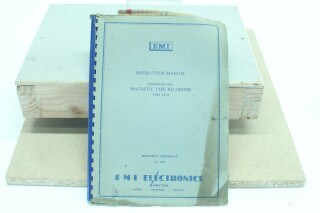 TR52 Tape Recorder Intstruction Manual F-793-VOF