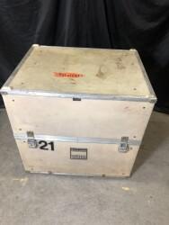 Fernsehen Aussenübertragung WDR Flightcase EV-VL-6200 NEW