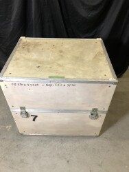 Fernsehen Aussenübertragung WDR Flightcase (No. 2) EV-VL-6201 NEW